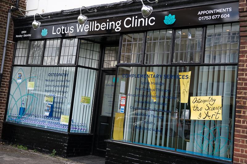 Lotus Wellbeing Iver Bucks Wellesley Avenue Richings Park Iver Bucks